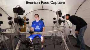 Everton Face Capture