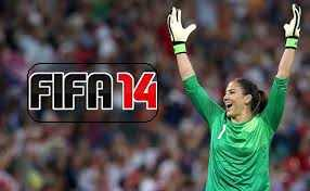 FIFA 14 Female Players