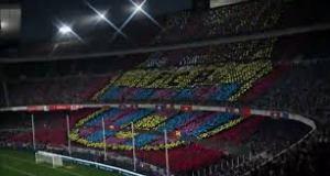 Camp Nou FIFA 14