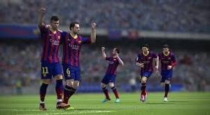 F.C Barcelona FIFA 14