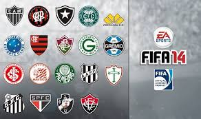 FIFA 14 Brazilian Teams
