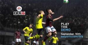 FIFA 14 Demo Gameplay
