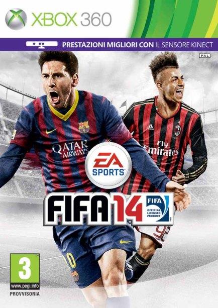 FIFA 14 Italy Cover Xbox