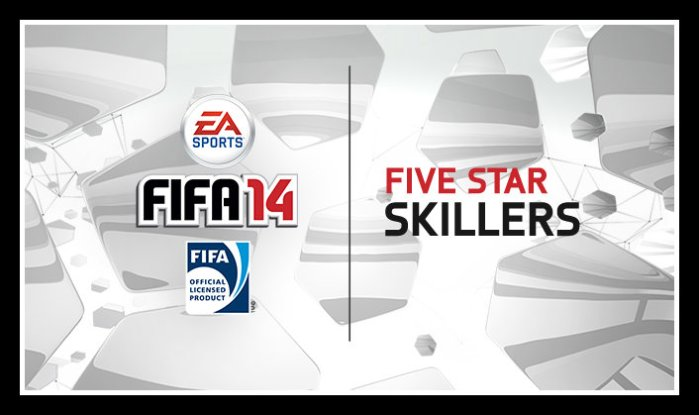 5 Star Skill Players FIFA 14