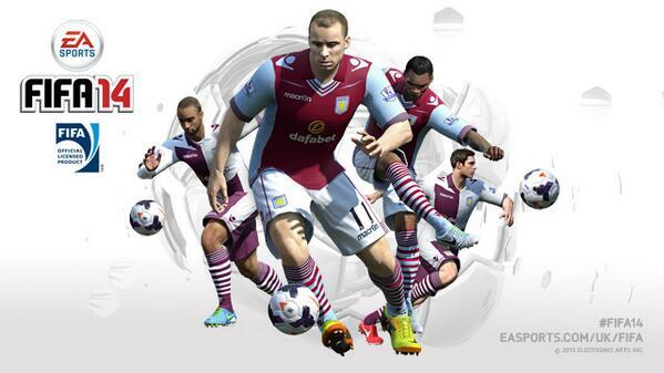 Aston Villa FIFA 14