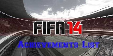 FIFA 14 Achievements