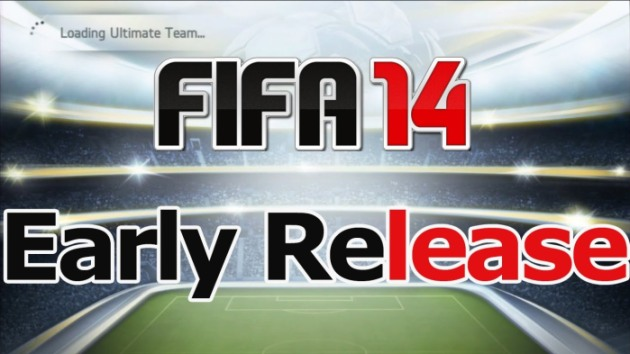 FIFA 14 Early Access Download