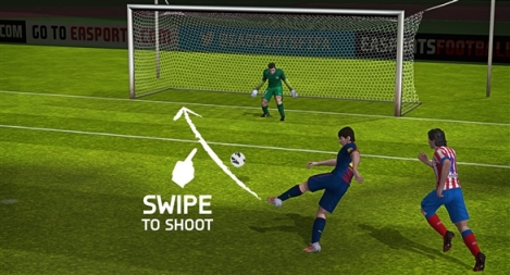 FIFA 14 Mobile Devices