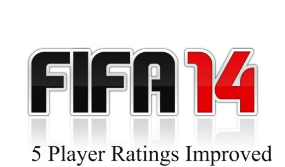 FIFA 14 Player Ratings Improved