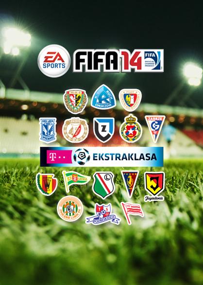 FIFA 14 Poland Ekstraklasa