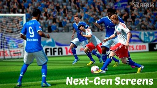 FIFA 14 Screens