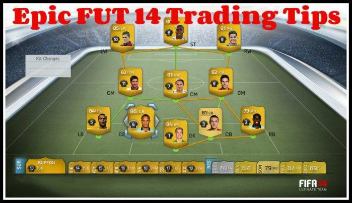 FUT 14 Trading Tips