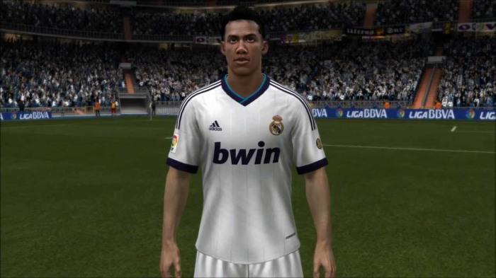 Raphael Varane FIFA 14