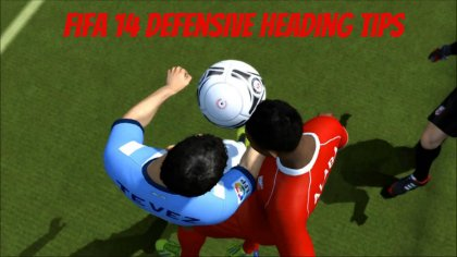 Defensive Heading Tips