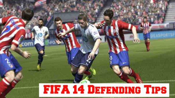 FIFA 14 Defending Tips
