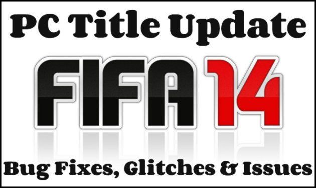 FIFA 14 PC Title Update