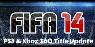 FIFA 14 PS3 Xbox 360 Title Update