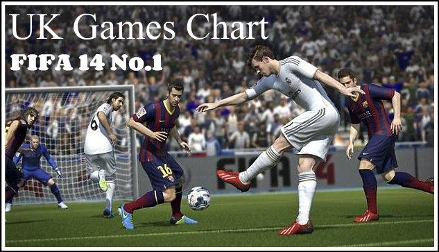 UK Games Chart
