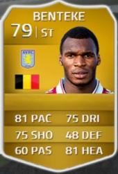 Benteke FIFA 14