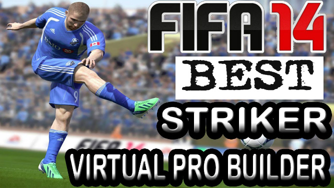 Best Striker for Be A Pro Clubs