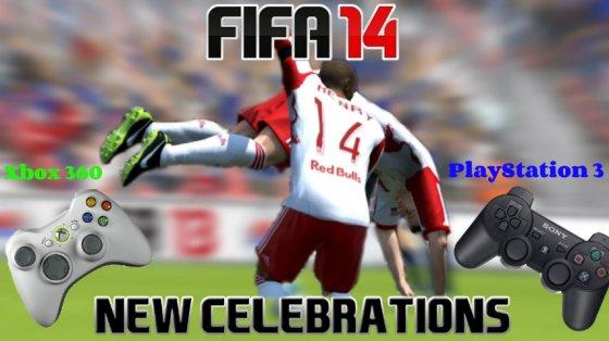FIFA 14 Celebrations