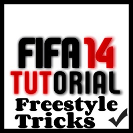 FIFA Freestyle Tricks Tutorial