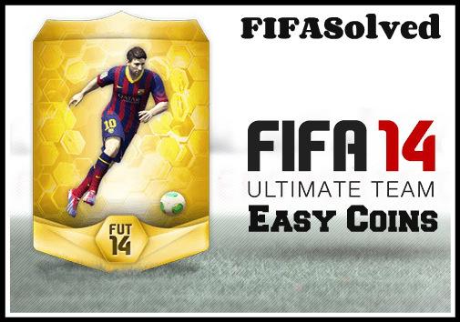 FUT 14 Easy Coins