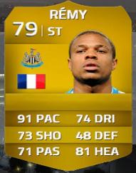 Loïc Rémy FIFA 14