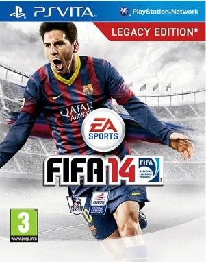 FIFA 14 PS Vita Deal
