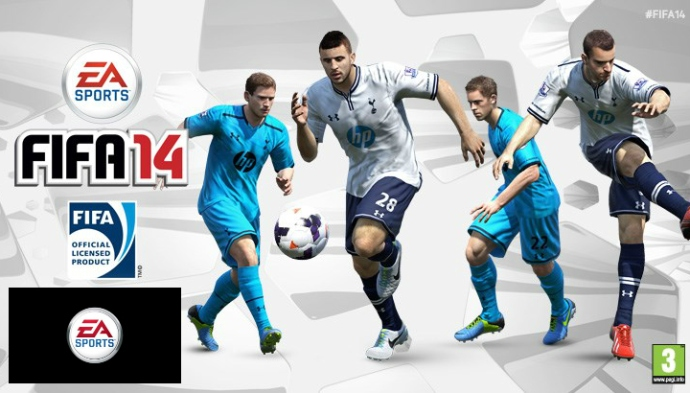 FIFA 14 Tottenham Hotspur