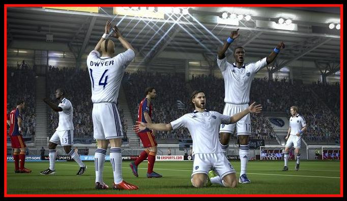 FIFA 14 UK Charts No 1