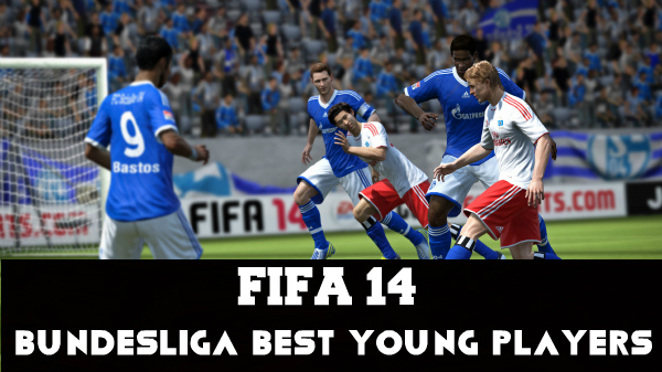 FIFA 14 Bundesliga Best Players