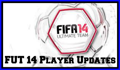 FUT 14 Player Updates