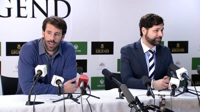 Van Nistelrooy Announcement