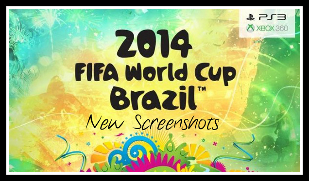 2014 FIFA World Cup Brazil Video Game