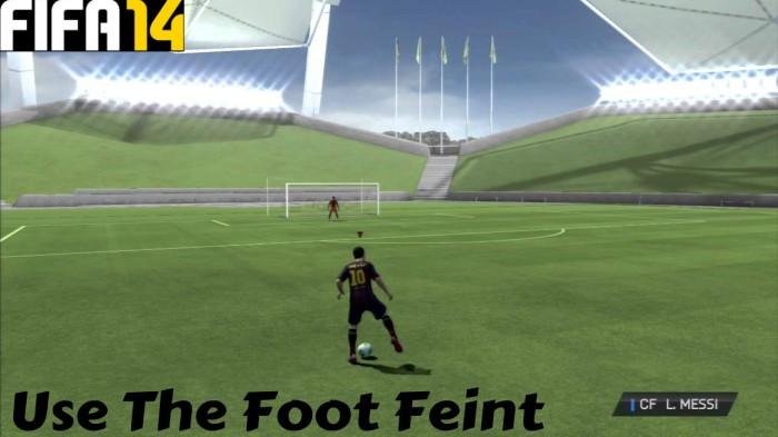 Foot Feint FIFA 14