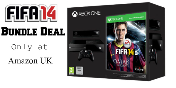 Xbox One FIFA 14 Bundle