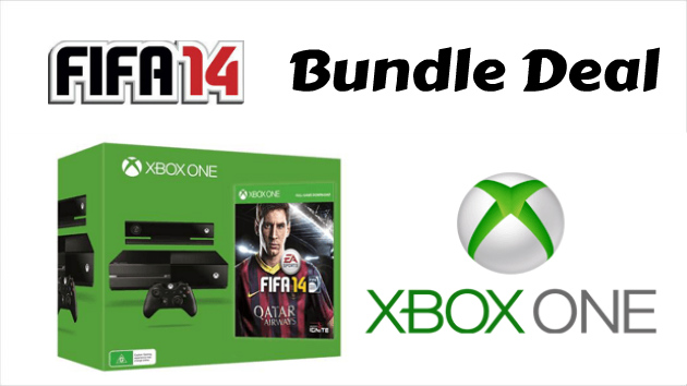 Xbox One FIFA 14 Bundle Deal