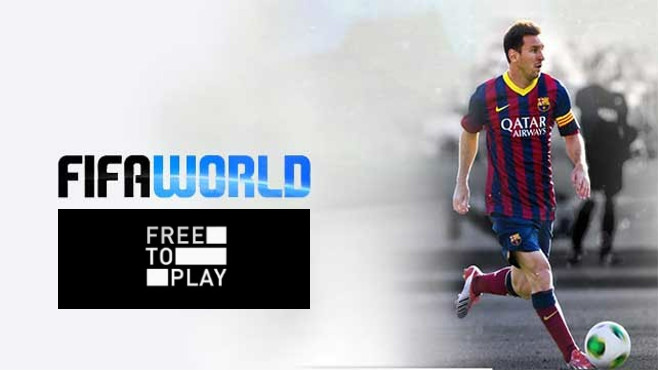 EA Sports FIFA World