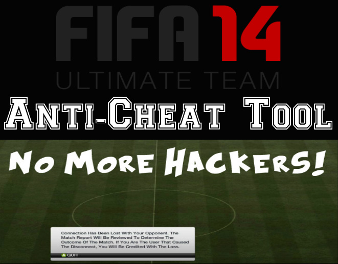 FIFA 14 Anti-Cheat Tool