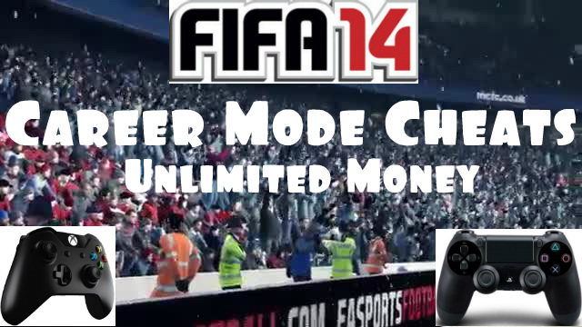 FIFA 14 Career Mode Money Cheat