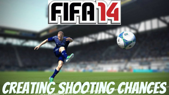 FIFA 14 Shooting Hints