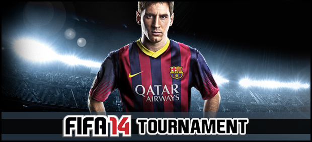 FIFA 14 Tournament UK