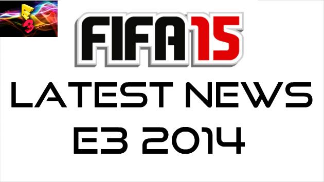 FIFA 15 E3