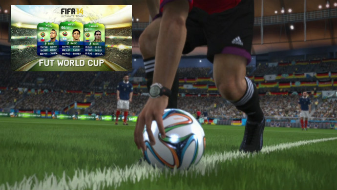 FUT World Cup Game