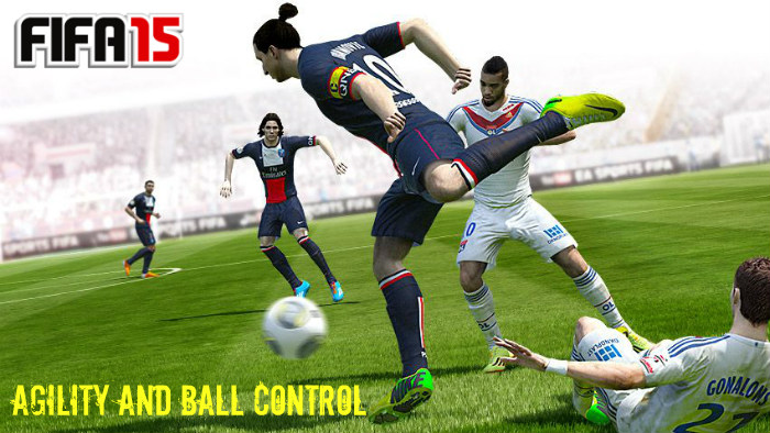 FIFA 15 Agility and Ball Control