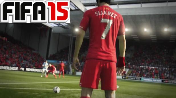 FIFA 15 Announced