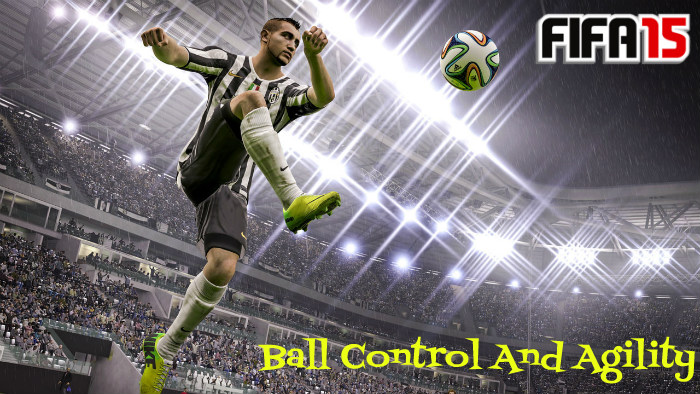 FIFA 15 Ball Control And Agility