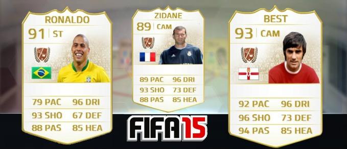 FIFA 15 Legends