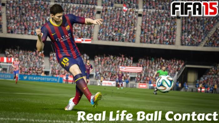 FIFA 15 Perfect Contact